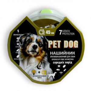 Ошейник PET DOG (45 см.)