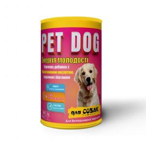 PET DOG «Энергия молодости»